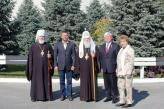 Святійший Патріарх Філарет: «Завдяки таким компаніям, як «НІБУЛОН», ми відродимо українську державу»