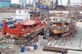 Будівництво суден: обсяги і темпи робіт наростають