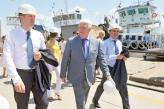«Це підприємство робить історію України», –  Міністр Олексій Павленко відвідав «НІБУЛОН»