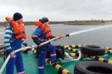 Екіпажі судноплавної компанії перевірено!