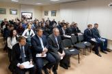 На перевантажувальному терміналі компанії «НІБУЛОН» відбулась нарада за участі Мінагрополітики та Мінінфраструктури