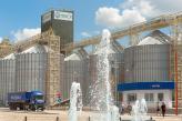 Новий перевантажувальний термінал ТОВ СП «НІБУЛОН» уже прийняв 20 тис. тонн зерна