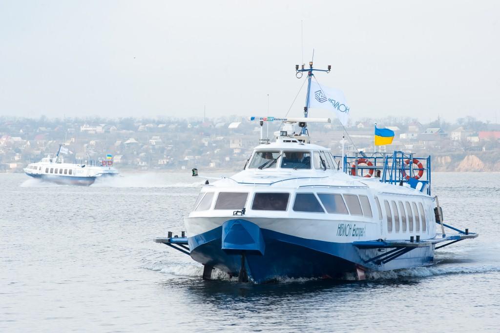 З 14 травня на Херсонщині розпочнуться річкові пасажирські перевезення «Нова Каховка – Херсон – Гола Пристань»