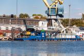 Унікальне судно нібулонівських корабелів успішно пройшло ходові випробування