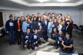 Олексій Вадатурський поділився секретами свого успіху зі студентами Української академії лідерства