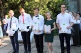 Пролунав дзвінок останній: «НІБУЛОН» привітав  підшефні школи Миколаєва зі святом