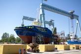 Реконструкція суднобудівно-судноремонтного заводу «НІБУЛОН» та будівництво суден (ВІДЕО)