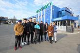 ССЗ «НІБУЛОН» відвідало молоде покоління суднових електриків