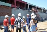 Ваш завод змушує пишатися нашим містом: студенти НУК познайомилися з нібулонівською верф'ю